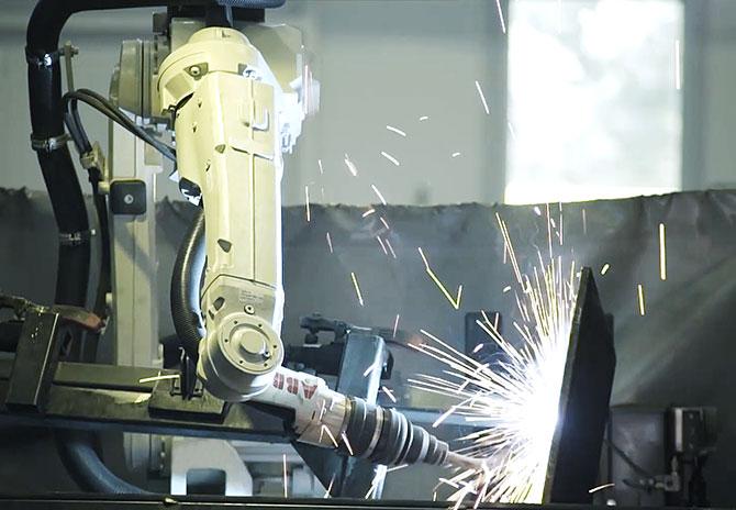 Fabrik fallskydd SafetyRespect